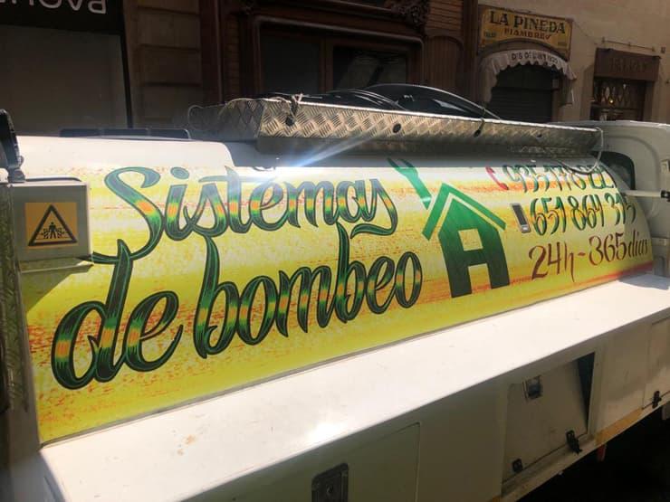Bombas de agua Barcelona