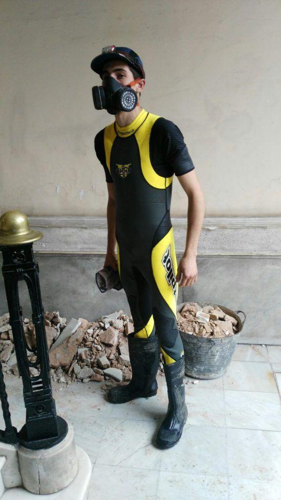 Desatasco pozo ciego inmersión en Barcelona