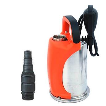 Electrobomba sumergible para achique y aguas cargadas 2