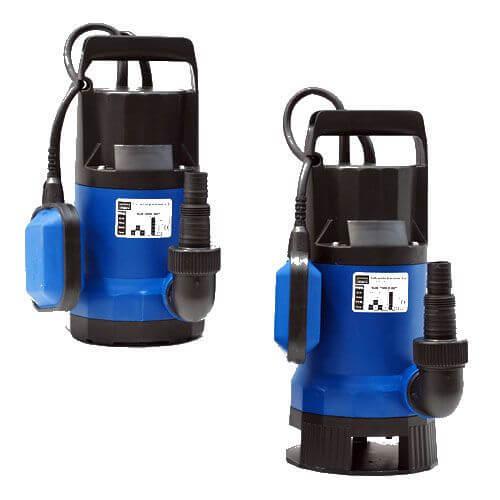 Bombas sumergibles para aguas residuales -Electrobombas sumergibles para achique y aguas cargadas