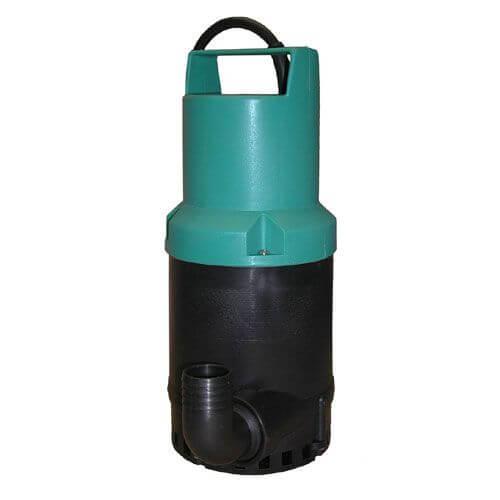 SUBCC24V Bomba de agua sumergible hidráulica de corriente continua a 24 v