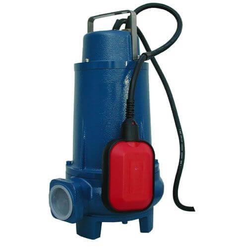 MINIPAF Bombeo de aguas cargadas, residuales, fecales, fosas sépticas y estaciones depuradoras