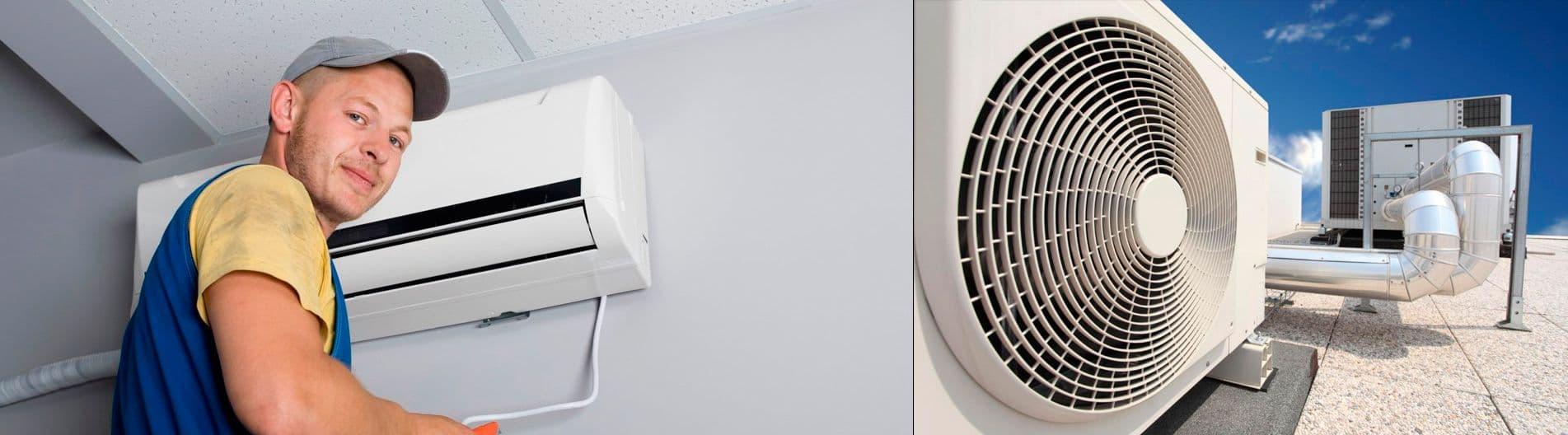 Instalación aire acondicionado Barcelona